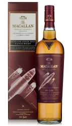 Macallan Maker's Edition - 1930s Propller Plane
