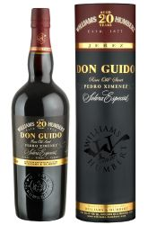 Don Guido 20 ročné sherry